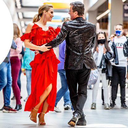 Lékai-Kiss Ramóna és Stohl András megmutatja az Auchan Korzók nyári hangulatát (x)