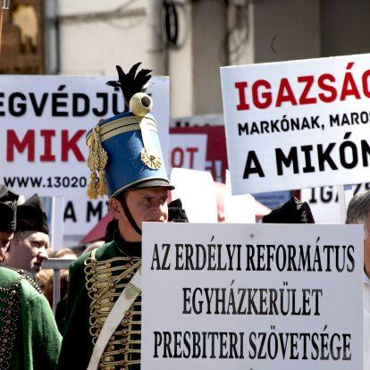 Túl magyar lenne Erdély? – sorban utasítják el az egyházi vagyon visszaadását Romániában