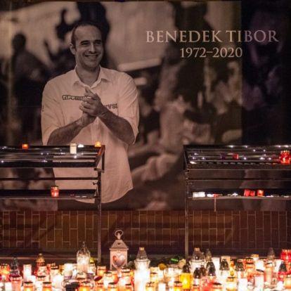 Egy éve halt meg Benedek Tibor