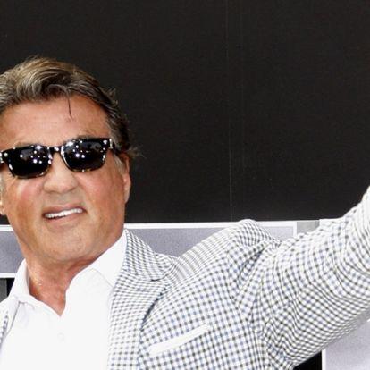 Elképesztő, mit művel a konditeremben a 74 éves Sylvester Stallone - Videó
