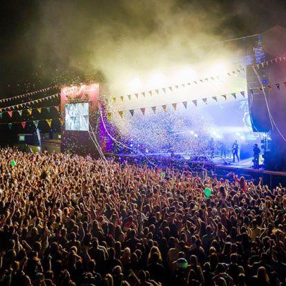 Idén két nagyszínpad lesz és Flo Rida is az EFOTT-ra készül