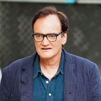 Quentin Tarantino a 15 hónapos gyerekével együtt tanul héberül
