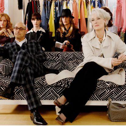 Egymillió dollárt értek a ruhák, Meryl Streep lányát kivágták, Emily Blunt sógorra lelt – 15 tény a 15 éves kultfilmről