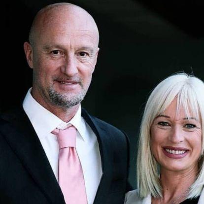 Marco Rossi és felesége 32 éve házasok – megható sorokkal köszöntötte Mariellát a sztáredző