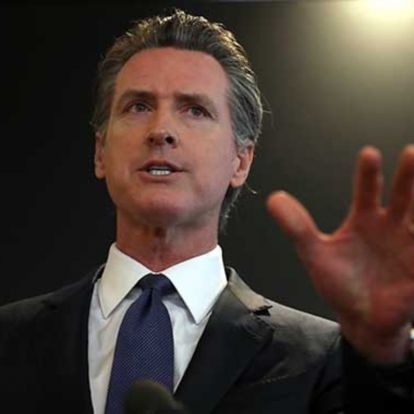 It's on: California recall scheduled for Sept. 14