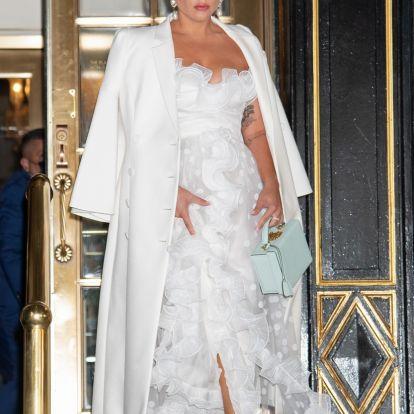Esküvőre készülsz? Ezek a sztárok egészen biztosan megihletnek káprázatos fehér ruháikkal