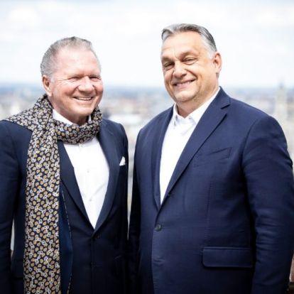Fel akarja rázni a tőzsdét, a bitcoint hülyeségnek tartja a leggazdagabb magyar