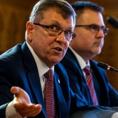 Válságkezelés: Matolcsy György felsorolta, hogy miben teljesített rosszul a kormány