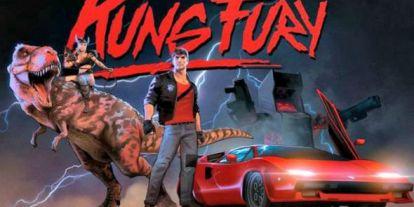Így fest Schwarzenegger a Kung Fury 2-ben