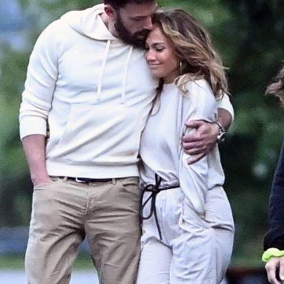 Fotó bizonyítja: Jennifer Lopez ikrei és Ben Affleck gyerekei jól kijönnek egymással