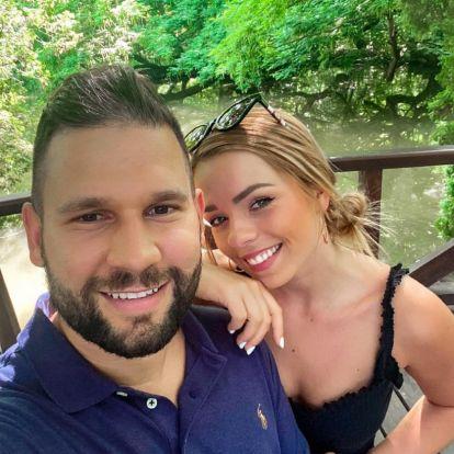 Gyuricza Dóri és Rácz Jenő egymillió dolláros esküvője szűk körű lesz