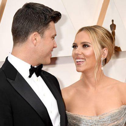 Bréking: Scarlett Johansson babát vár