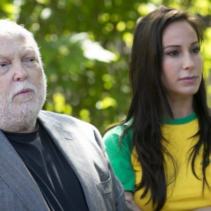 Blikk: Vajna Tímea miatt áll a Puskás-mozifilm projektje