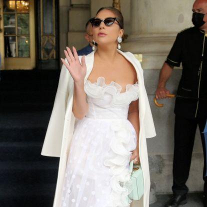 Lady Gaga szettje mindent vitt - ő a hét legstílusosabb sztárja
