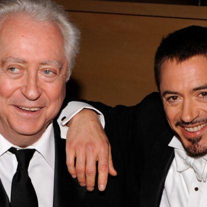 Meghalt Robert Downey Jr. apja, szívszorítóan búcsúzott tőle a színész