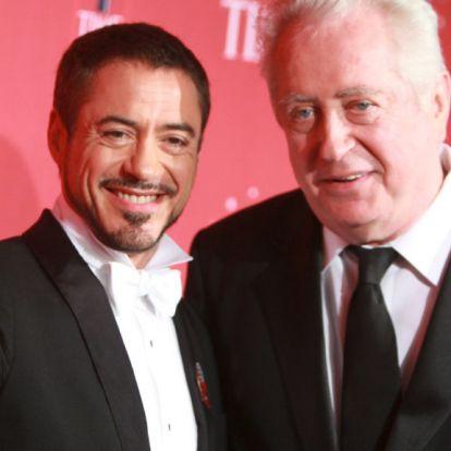 Elhunyt Robert Downey Jr. édesapja, a színész kedves sorokkal búcsúzott tőle