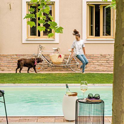 Lakásriport: Vidéki ház modern és kényelmes elemekkel
