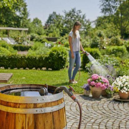 Tanácsok hőség idejére: 3 nagyszerű ötlet a víztakarékos öntözéshez