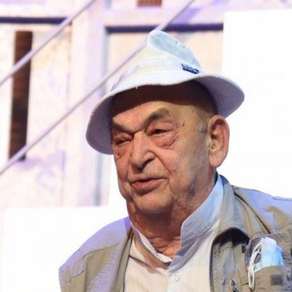 A 87 éves Bodrogi Gyula képtelen feldolgozni Törőcsik Mari halálát