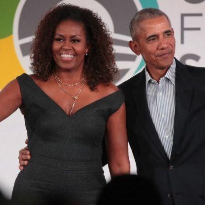 Obamáék megmutatják, milyen a tiniszerelem áramszünet idején
