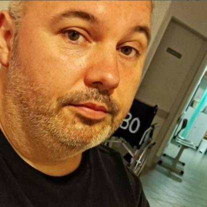 Dombóvári István kórházba került, de már jól van