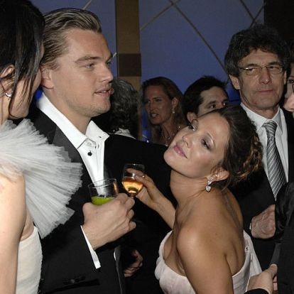 Drew Barrymore olyan vadul flörtölt Leonardo DiCaprióval, hogy mi kérünk elnézést