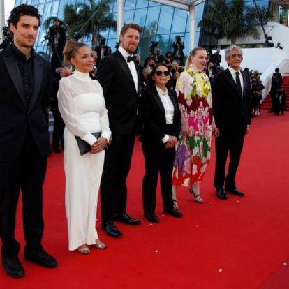Nagy sikerrel mutatkozott be Cannes-ban Enyedi Ildikó új filmje