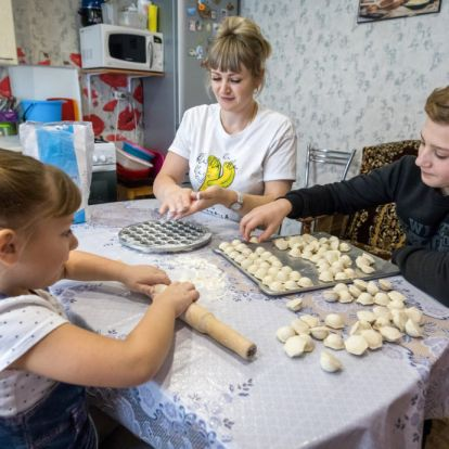 Pelmenyi, a tészták cárja