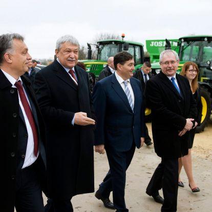 A kormány 100 milliárd forintot tol egy magántőkealapba, ami aztán külföldön vesz földeket