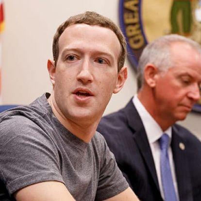 Embereket öl a Facebook – az amerikai elnöktől kapja az újabb pofont Zuckerberg