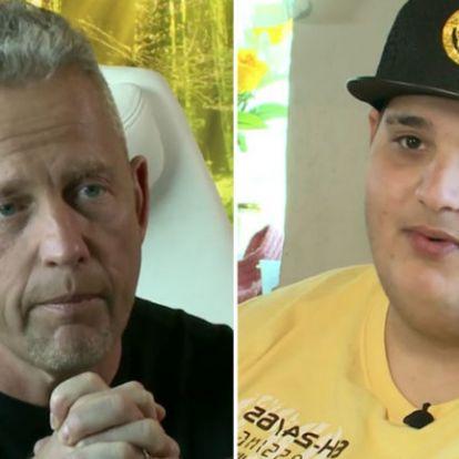 106 kilót fogyott 13 hónap alatt Schobert Norbi pártfogoltja, Géza