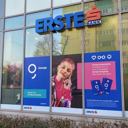 George feltört! Már hétmillió ügyfél használja az Erste Csoport digitális platformját