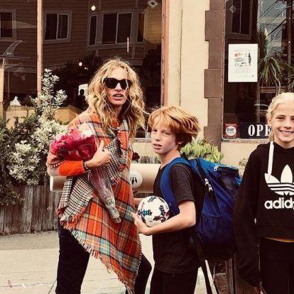 Η κόρη της Julia Roberts έκανε το ντεμπούτο της στο κόκκινο χαλί