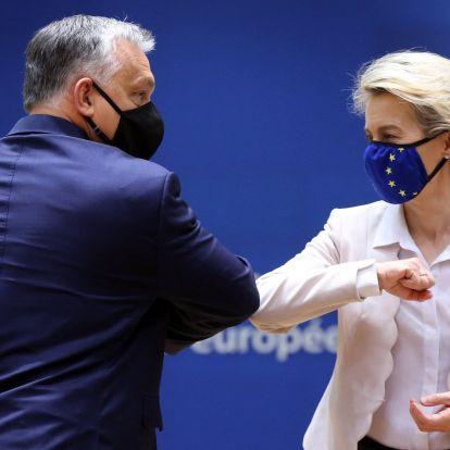Brüsszel összevonja a szemöldökét
