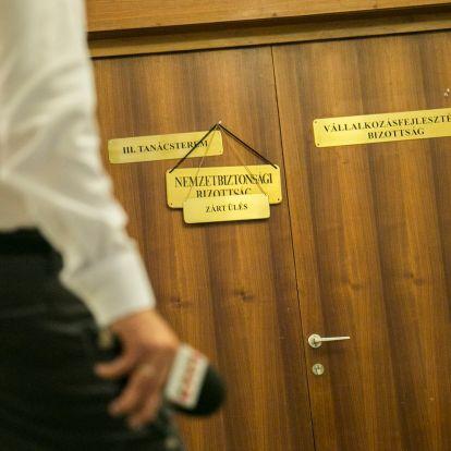 A Fidesz a többségével visszaélve már rutinszerűen lehetetleníti el nemzetbiztonsági ügyek parlamenti ellenőrzését