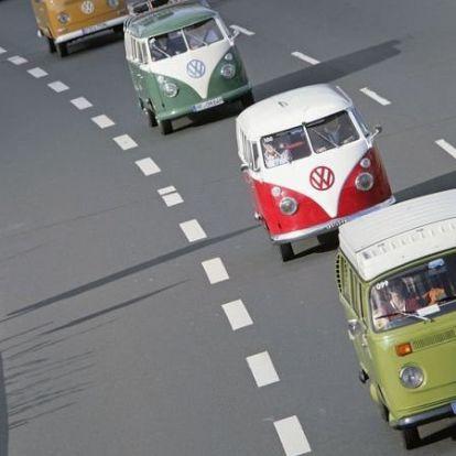 Ha szereted a kisbuszokat, jövőre a Bulli-bulin a helyed