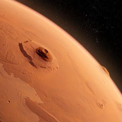 Sikerült meghatározni a Mars belső szerkezetét