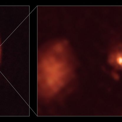 Először látunk holdképződést a Naprendszeren kívül