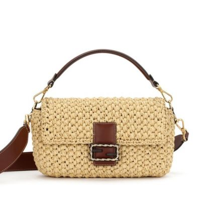 The Fendi Baguette is Trending – Thanks to Carrie Bradshaw