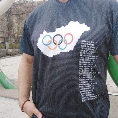 Egy pólón a 302 magyar olimpiai bajnok