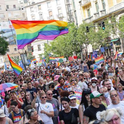 Sokezer fiatal vágott neki a Budapest Pride-nak