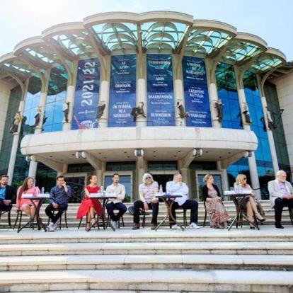 Tíz bemutató lesz a Nemzeti Színház következő évadában