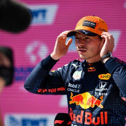 F1: Verstappen üzent, nem lehet megfélemlíteni