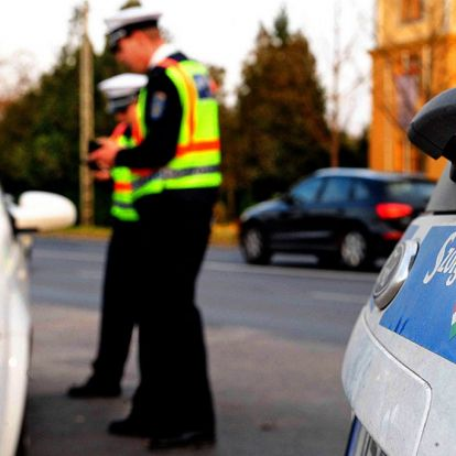 Új pontrendszert vezet be a rendőrség