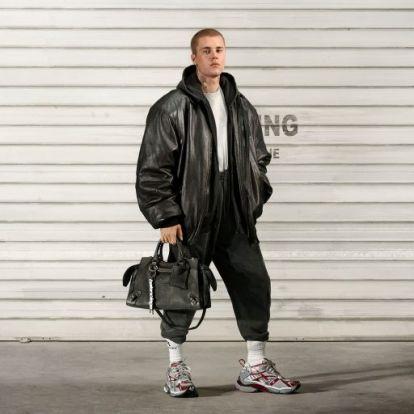 Justin Bieber a Balenciaga új arca