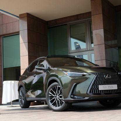 Első találkozás: Lexus NX, második generáció