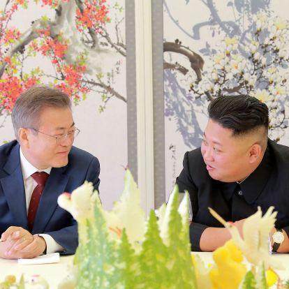 Észak- és Dél-Korea helyreállította a két ország közötti forródrótot