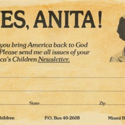 Melegházasságot köt a Fidesz homofób kampányának mintájául szolgáló amerikai Anita Bryant unokája