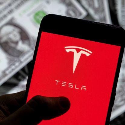 Először egymilliárd dollár felett a Tesla nyeresége