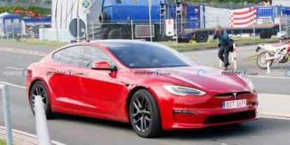 Visszatért a Tesla Model S Plaid a Nürburgringre, ismét rekordot döntenének?